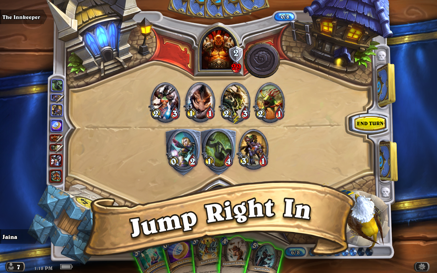 how to win hearthstone dungeons