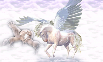 Screenshot of Pegasus Wallpapers