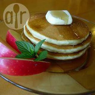 Buttermilk Pancakes No Butter Recipes