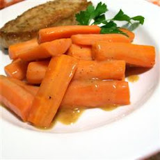 Glazed Dijon Carrots