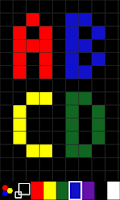 Screenshot of Coloring Tiles