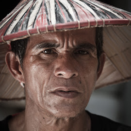by Syukri Sulaiman - People Portraits of Men (  )