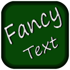 Fancy Text Maker For Chat