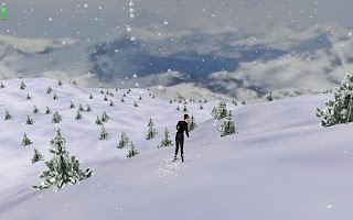 Screenshot of Backcountry Ski Lite