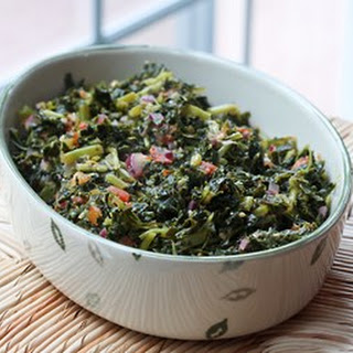Sauteed Kale With Vinegar Recipes