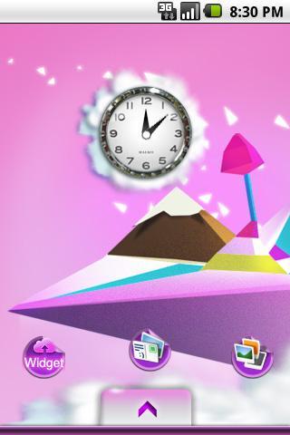 【免費個人化App】Pink and Purple Theme-APP點子