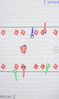 Screenshot of Free Scribble Worm