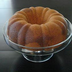 Amaretto Glazed Cake