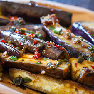 Spicy Eggplant Chinese Recipes