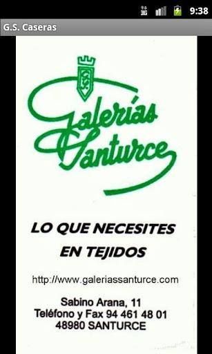Galerías Santurce Caseras