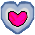 Zelda Heart Piece Tracker icon