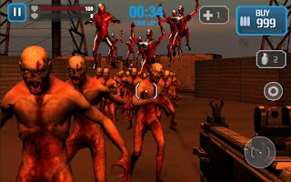 Screenshot of LAST STAND : ZOMBIE