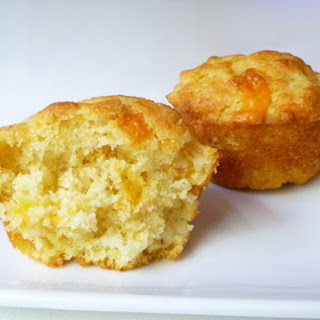 Corn and Cheddar Muffins