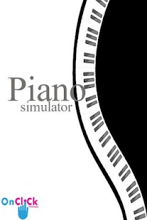 Piano Simulator - screenshot