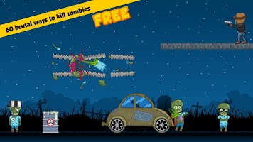 Screenshot of I Shoot Zombies Free