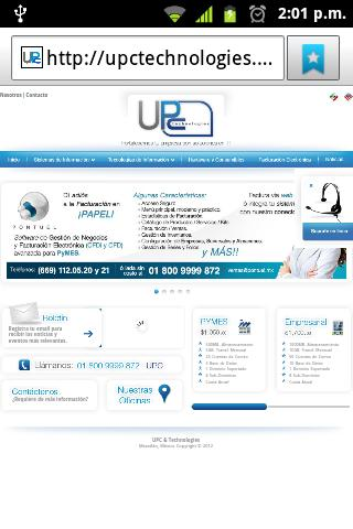 UPC Technologies