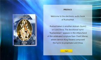 Screenshot of SanskritEABook-Rudrastakam