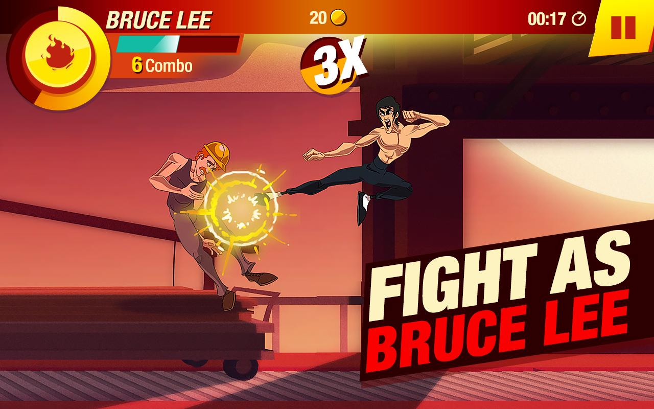 Bruce Lee: Enter The Game Screenshot 8