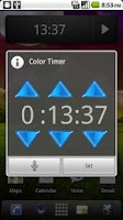 Screenshot of Color Timer