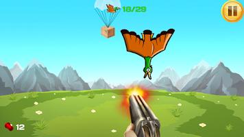 Screenshot of Duck Shooting
