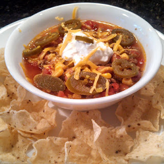 My Version of Taco Soup