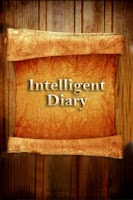 Screenshot of Intelligent Diary