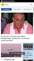 Screenshot of HBVL - Het Belang van Limburg