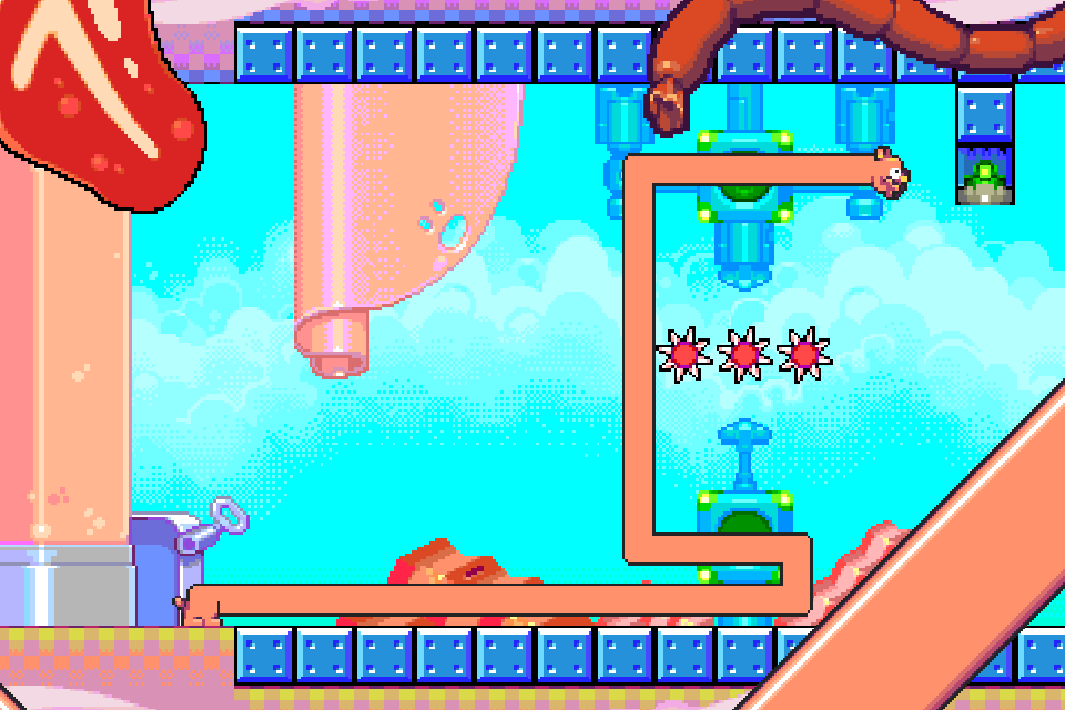 Silly Sausage in Meat Land Screenshot 3