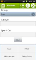 Screenshot of Simple, Easy Expense Manager
