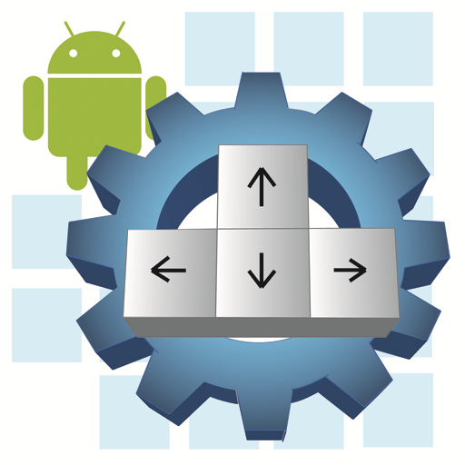 AppInventor-NXT機器人按鈕控制 娛樂 App LOGO-硬是要APP