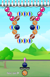 Shooting Sports Bubbles - screenshot