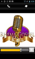 Screenshot of Rhema Gospel Radio