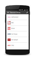 Screenshot of Austria News