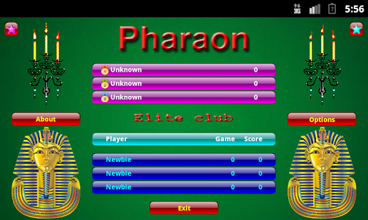 Фараон (101) / Pharaon - screenshot