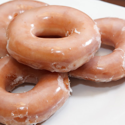 Buttermilk Glazed Donuts