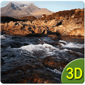 River 3D Live Wallpaper