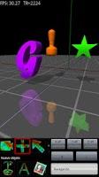 Screenshot of ModelAN3DPro : 3D paint & AR