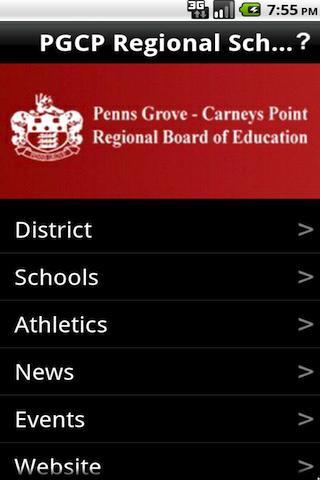 PGCP Regional Schools