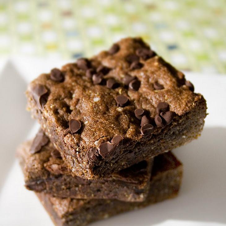 gluten free chocolate quinoa brownies from gluten free goddess 276