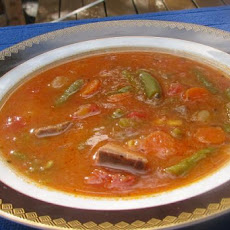 Favorite Beef Vegetable Soup