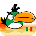 Game Thiely - The flying bird apk for kindle fire