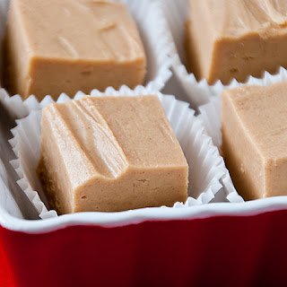 Foolproof Peanut Butter Fudge