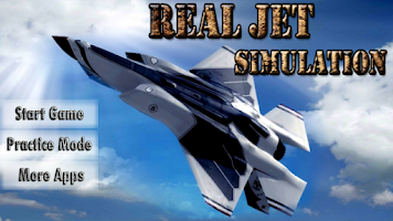 Screenshot of Real Jet Flight Simulator