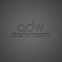 ADW Theme Darkroom Blue icon