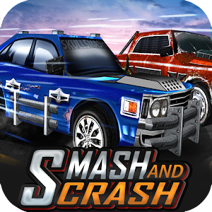 Smash & Crash- ROAD FIGHT CARS