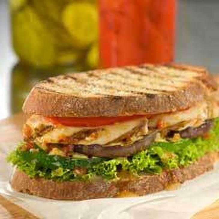 Italian Grilled Chicken Sandwiches