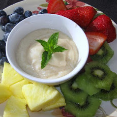 Yogurt Dip for Fruit