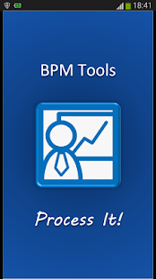 BPM Tools - Process it! - screenshot