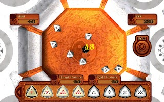 Screenshot of EIGHT - Free Dice Game