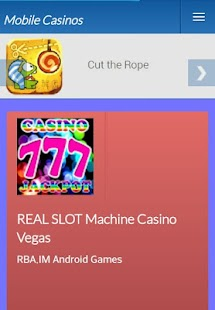Mobile Casino - screenshot